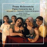 Reizenstein: Piano Concerto No. 2 & Orchestral Works