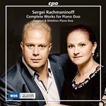 Rachmaninoff: Complete Works for Piano Duo