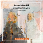 Dvorák: String Quartets, Vol. 2