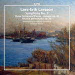 Larsson: Orchestral Works, Vol. 3