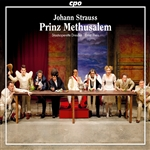 STRAUSS II, J.: Prinz Methusalem [Operetta] (Theis)
