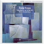 ENESCU, G.: String Quartets Nos. 1 and 2 (Athenaeum Enesco Quartet)