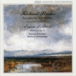 Strauss: Symphony No. 2 (Version for Piano 4 Hands) - Albert: Waltzes for Piano 4 Hands