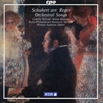 SCHUBERT, F.: Orchestral Songs (Nylund, Mertens, Hannover Radio Philhamonic Orchestra, Albert)