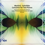 Martinu & Schnittke: Concertos for 2 Pianos