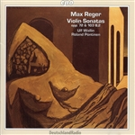 REGER, M.: Violin and Piano Music (Complete), Vol. 4 (Wallin, Pontinen)