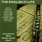 British music for flute and piano