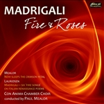 modern and ancient madrigals and works for small choir