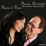 France Revisited: Music by Onslow, Debussy & Poulenc