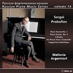 Russian Piano Music, Vol. 14: Sergei Prokofiev