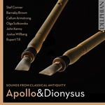 Apollo & Dionysus: Sounds from Classical Antiquity (EMAP, Vol. 5)