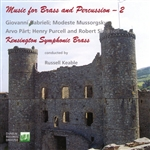 Music for Brass and Percussion, Vol. 2