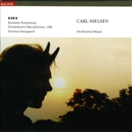 NIELSEN: Masquerade (excerpts) /  Snefrid Suite / Rhapsodic Overture / Pan and Syrinx