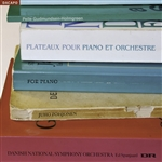 GUDMUNDSEN-HOLMGREEN, P.: Plateaux /  For Piano (Pohjonen, Danish National Symphony, Spanjaard)