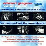 Edward Gregson - Wind Music
