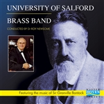 BANTOCK - SALFORD UNIVERSITY BRASS BAND