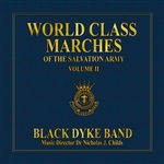 World Class Marches of the Salvation Army, Volume 2