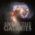 Cory Band: Enter the Galaxies