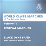 World Class Marches of The Salvation Army Volume IV: Festival Marches