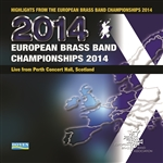 Highlights From The European Brass Band Championships 2014