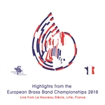 Highlights from the European Brass Band Championship 2016