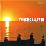 David Rees-Williams Trio: Thinking Allowed
