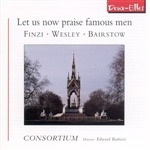 Church Music of Finzi, Wesley and Bairstow
