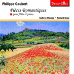 Music for Flute and Piano by Philippe Gaubert