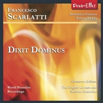 Voice and chamber works by Francesco Scarlatti