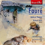 Music for Flute and Piano by Faure and his contemporaries
