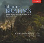 Brahms - Sonatas for Cello & Piano / Klavierstucke