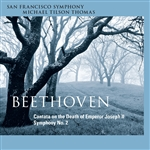 Beethoven: Cantata on the Death of Emperor Joseph II, Symphony No. 2