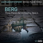 Berg - Three Pieces for Orchestra, Op. 6