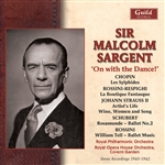 Sir Malcolm Sargent - 'On with the Dance'