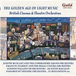 British Cinema & Theatre Orchestras Volume I