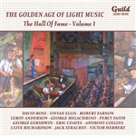 THE GOLDEN AGE OF LIGHT MUSIC -  THE HALL OF FAME VOL 1