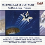 The Golden Age of Light Music - The Hall of Fame - Vol 3