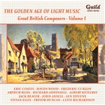 Great British Composers - Volume 1