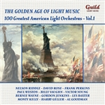 100 Greatest American Light Orchestras - Volume 1