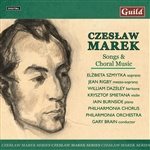 Marek: Songs & Choral Music