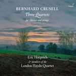 Crusell: 3 Quartets for Clarinet & Strings