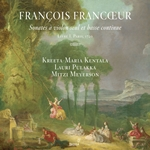 Francœur: 10 Sonatas for Violin & Continuo, Book 1