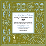 SAINT-SAENS, C.: Ivanhoe / Le retour de Virginie / Motets (Music for the Prix de Rome) (Niquet)