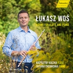 Lukasz Wos: Works for Flute & Piano