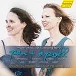 Pan & Apoll: Water Music for Flute & Harp