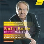 Bach's Family: Choral Motets
