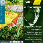 MAHLER: Symphony No.  1 in D major / IVES: Central Park in the Dark