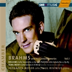BRAHMS / FUCHS / ZEMLINSKY: Cello Sonatas (Brahms and his Contemporaries, Vol. 1)