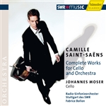SAINT-SAENS, C.: Cello Concertos Nos. 1 and 2 / Suite in D minor / Allegro appassionato / The Swan (Moser, Bollon)