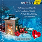 MUSICAL ADVENT CALENDAR (THE) - 24 Songs for Advent and Christmas